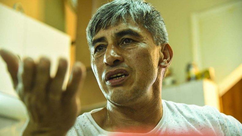 Víctor Acosta le ganó al desarraigo y construyó su vida en Comodoro Rivadavia.