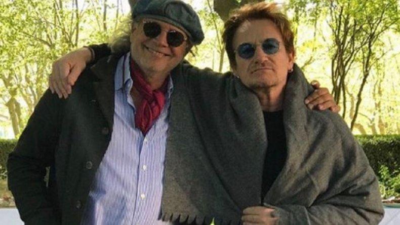 ¿Qué hace Francis Mallmann con Bono?