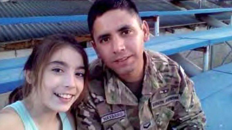 El Ejército hizo una pausa en los trabajos para celebrar una misa de campaña por las Pascuas