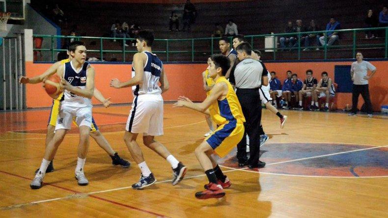 Chubut viene de ganarle a Santa Cruz por los dos partidos que se jugaron por el torneo Regional.