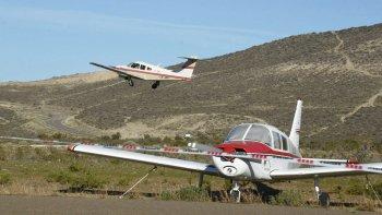 El Aeroclub Comodoro Rivadavia será uno de los beneficiados.
