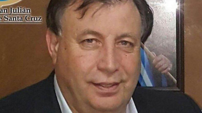 El intendente de Puerto San Julián
