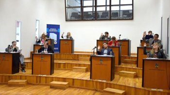 en el concejo deliberante se estudia ceder  presupuesto para atender la emergencia