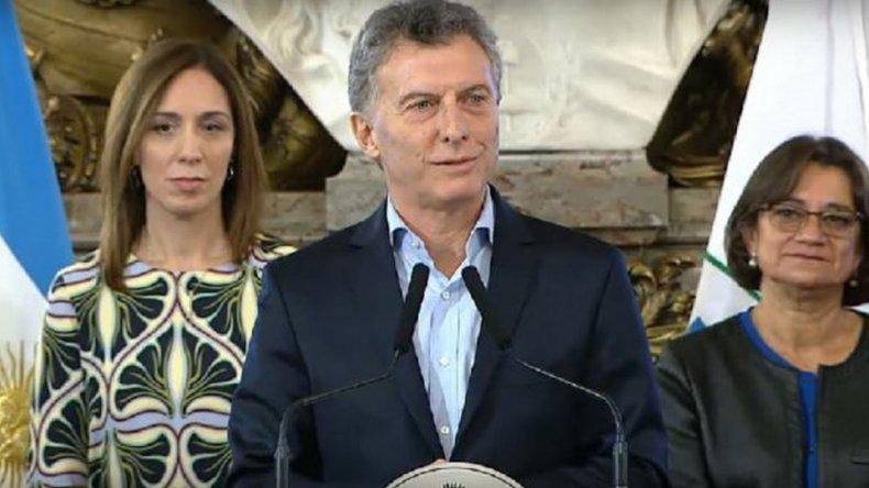 Desplazamientos en INCAA: Macri llamó a evitar el Estado aguantadero