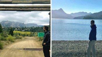 del potro visito la patagonia