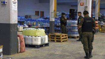 policia y gendarmeria intensifican su presencia en los barrios mas afectados