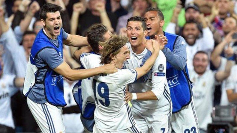 Real Madrid le ganó al Bayern con Cristiano como figura y pasó a semfinales