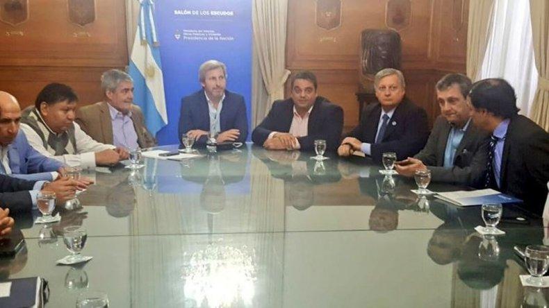 Nación compromete 1500 millones de pesos para Comodoro Rivadavia