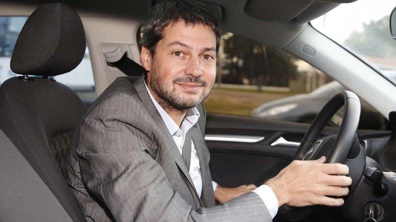 Matías Lammens se refirió a la ida de su amigo Marcelo Tinelli de la AFA.