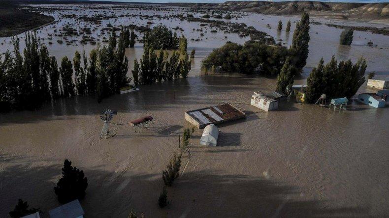 Decretaron la Emergencia Agropecuaria en ocho Departamentos de Chubut