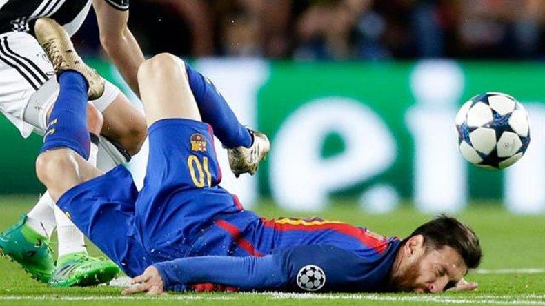 Barcelona quedó afuera de la Champions League