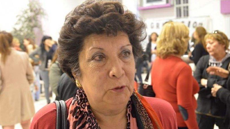 Diputada Lagoria:  le pido al Presidente que no nos deje solos