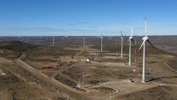 ypf se prepara para el montaje del parque eolico en manantiales behr