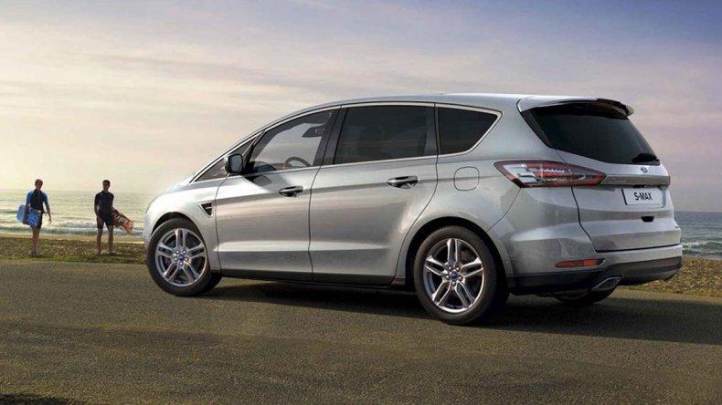 Nueva Ford S-Max