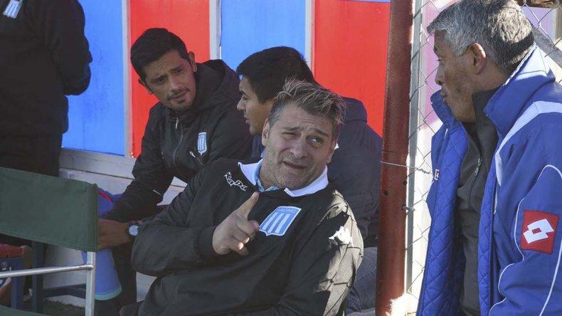 El Turco García dialogando con el Gato Montesino