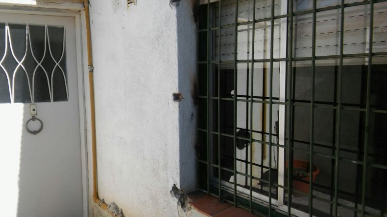 Intento de robo en la Secretaría de Seguridad: querían llevarse plasmas y una aspiradora