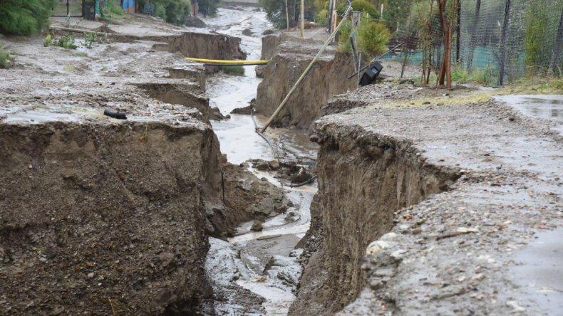 Están garantizadas todas las  obras para la reconstrucción de Comodoro