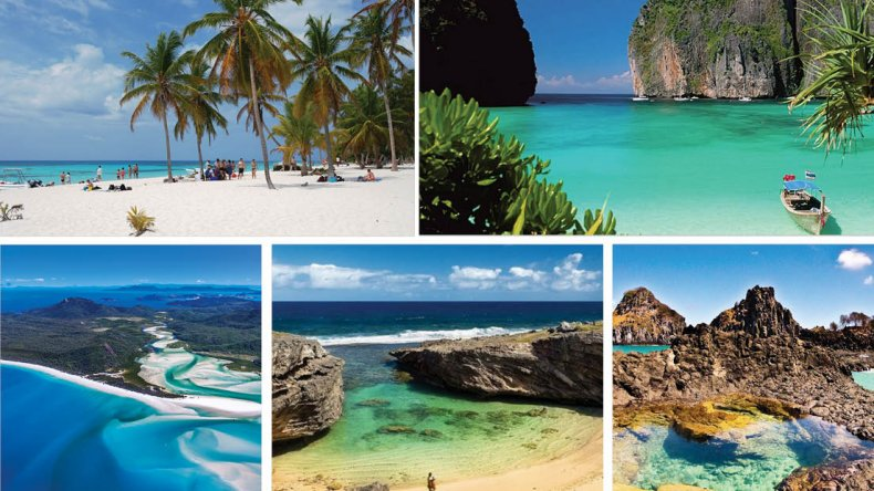 Top 5 Las islas más bellas
