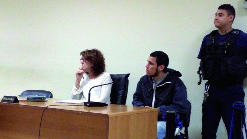Mauricio Fleitas sería el autor material del homicidio de Orlando Jurado y ayer quedó imputado