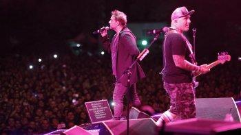 cerca de 30.000 personas asistieron al show solidario de los cadillacs por comodoro