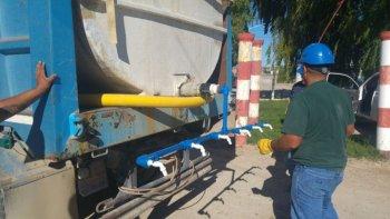 manana se preve restablecer el servicio de agua en todos los barrios