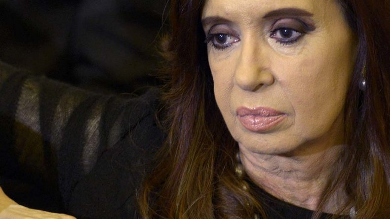 Cristina responsabiliza a Macri por la crisis que vive Santa