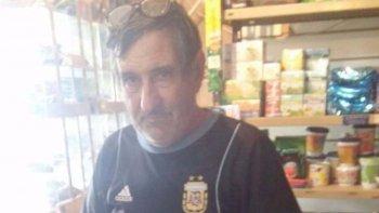 Roberto García fue baleado en medio de un asalto al que se resistió con un envase de cerveza vacío.