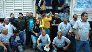 veteranos de malvinas desmienten donaciones de jerarquicos de cordoba