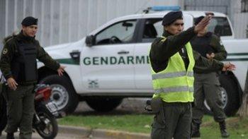 el refuerzo de gendarmeria fue retirado de comodoro rivadavia