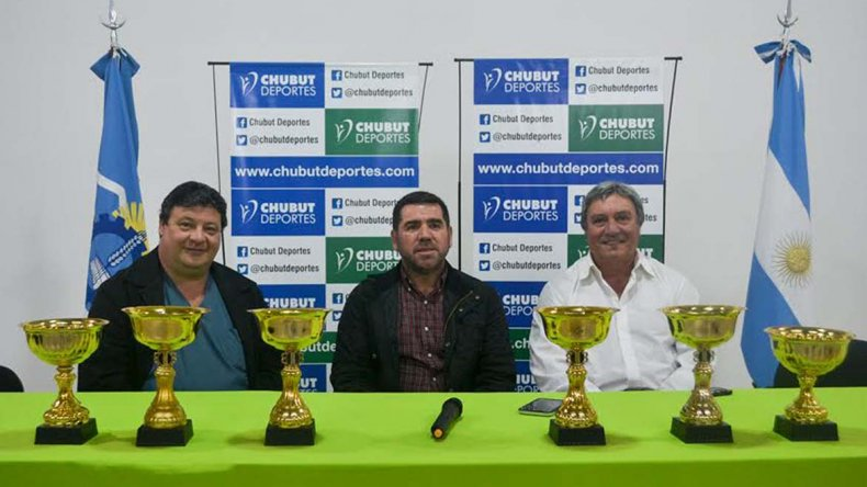 El titular de Chubut Deportes Walter Ñonquepán