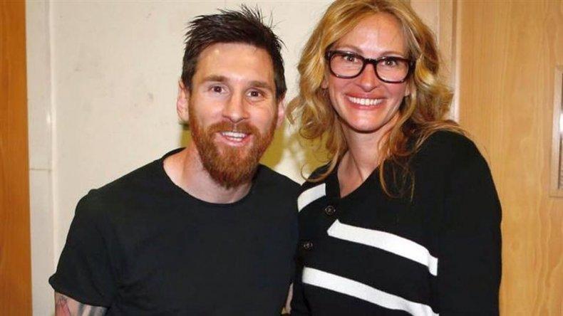 Luego de su partido perfecto, Messi se dio un gran gusto