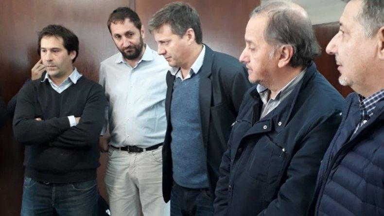 El Comité de Reconstrucción anunció obras inmediatas