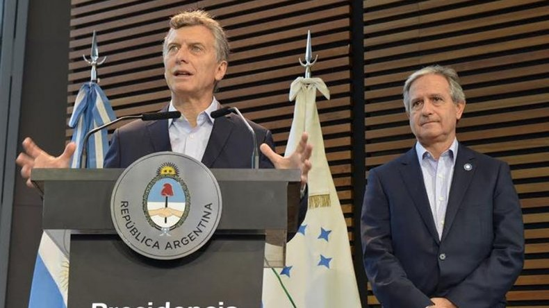 Macri: tenemos que alejar la figura del Estado como un aguantadero de la política
