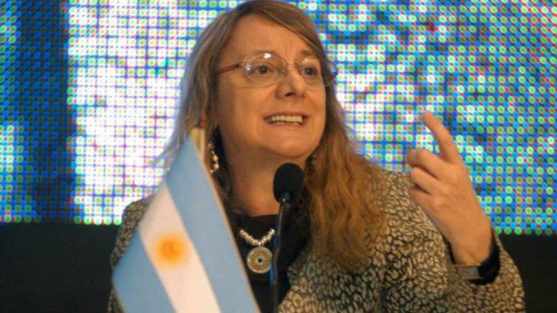 Alicia Kirchner cuestionó al Gobierno: ¿Cuál es el plan serio? ¿Echar gente?