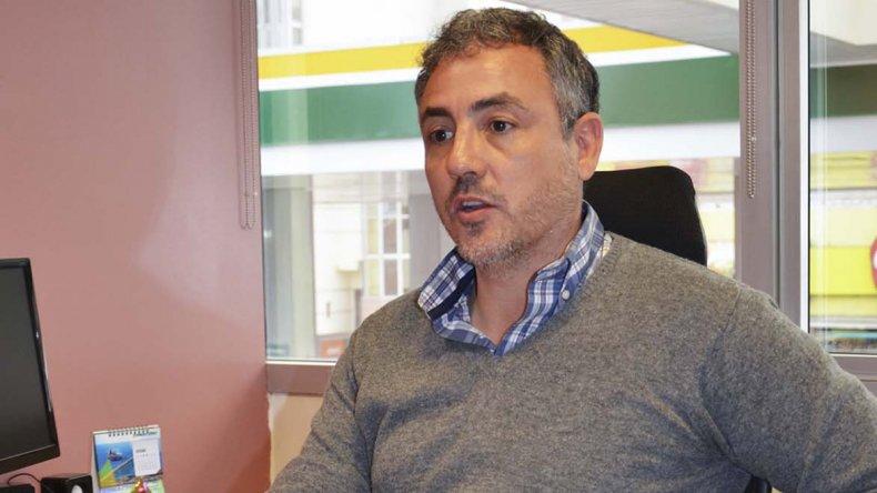 Daniel Albarracín volvió a ser elegido por un nuevo periodo al frente de la Unión de Rugby Austral.