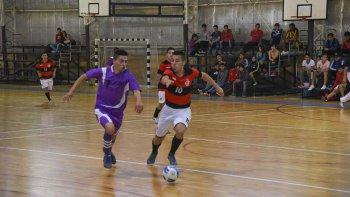 El futsal promocional se reanudó el último fin de semana en la ciudad.