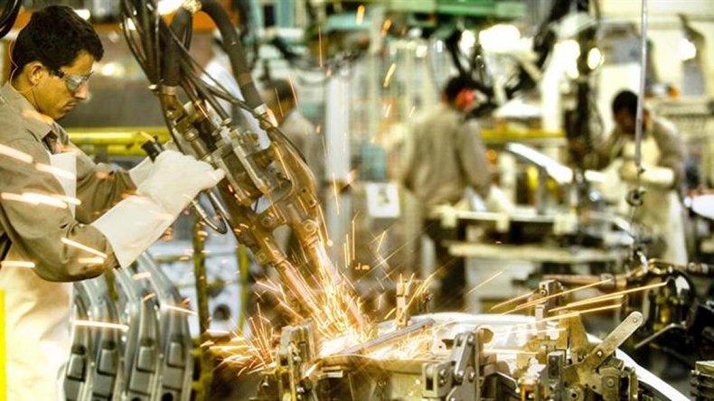 La actividad económica cayó en febrero 1