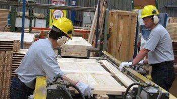 Mejoran los indicadores en el sector construcción.