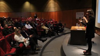 La transparencia, la participación ciudadana y la rendición de cuentas fueron algunos de los temas abordados.