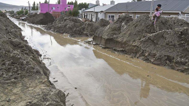 El Senado de la Nación sancionó ayer el proyecto de ley que declara Zona de Desastre y Emergencia hídrica