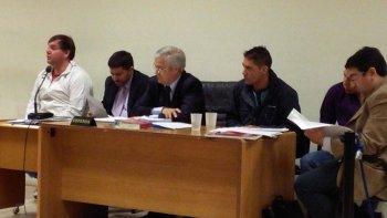 El abogado Alberto Lucciani, que asiste a Claudio Vera, recusó a Raquel Tassello y Martín Cosmaro, integrantes del tribunal colegiado quienes ayer rechazaron la recusación.