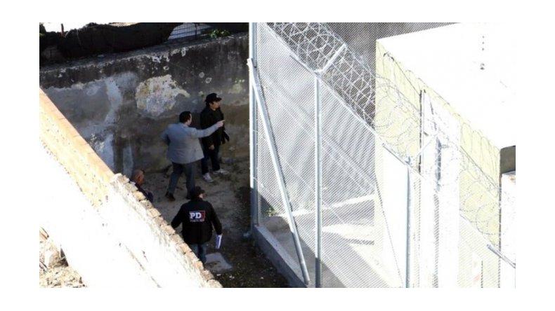 Presos limaron los barrotes y se escaparon de una comisaría en Rosario