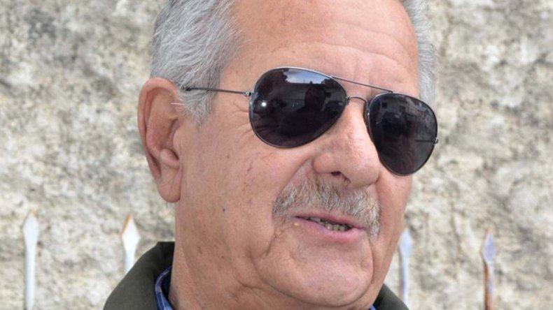 El concejal Ricardo Parisi