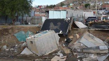 Los módulos habitacionales se ubicarán en los barrios Laprida y 9 de Julio y estarán destinados a personas que perdieron todo en el temporal.