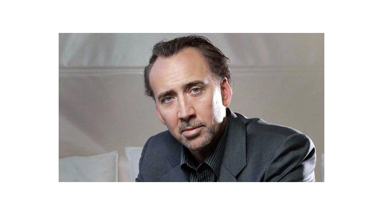 Nicolas Cage se fracturó el tobillo durante el rodaje de una película