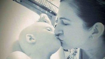 su hijo murio de cancer y compartio su dolor en las redes