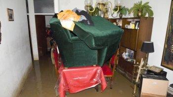 entregaran mobiliario a familias con perdidas extremas