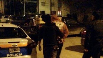El narco de las 1008 Viviendas fue detenido ayer a la madrugada por la Policía de Drogas Peligrosas.