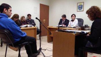 fleitas continuara en prision por el crimen de jurado