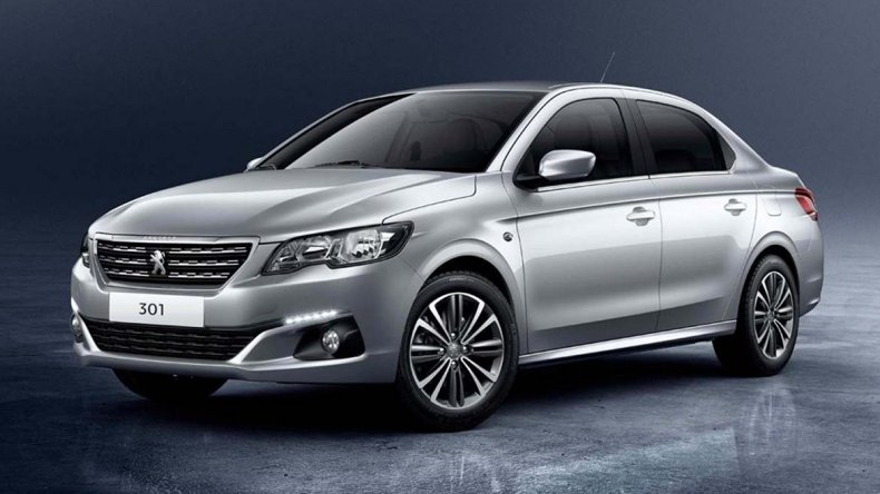 Peugeot lanzó el 301